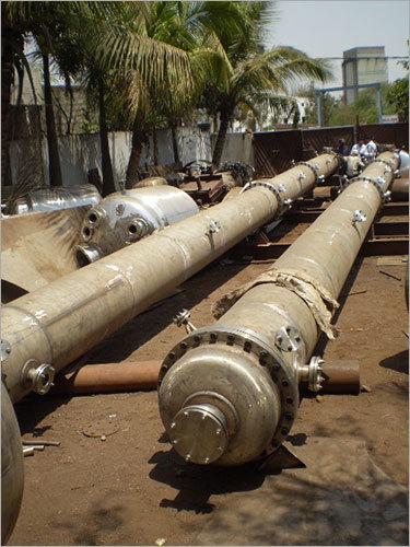 SS Distillation Column
