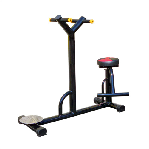 Double Gym Twister Machine