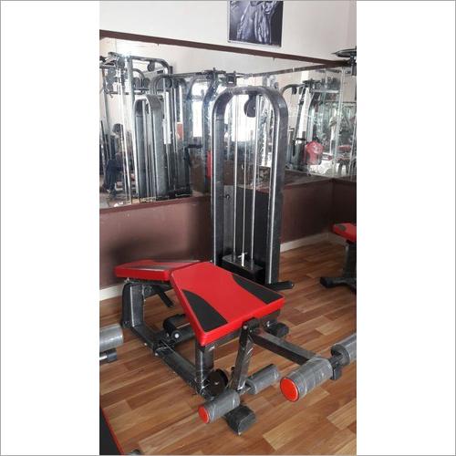 Gym Leg Curl Machine