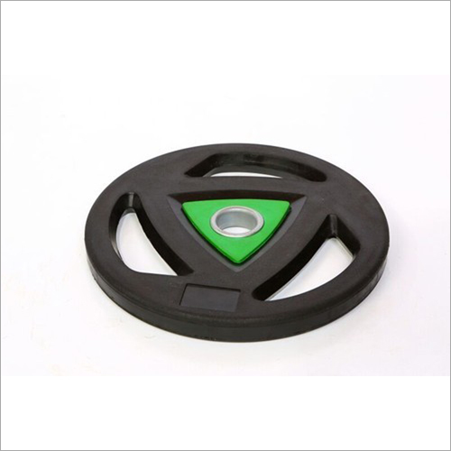 Gym Rubber Coated Plate