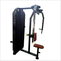 Gym Pec Deck Machine