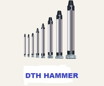 10 Inch Dth Hammer For Water Well Drilling