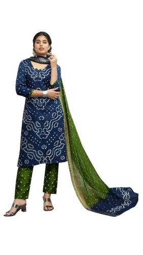 Latest Jamnagar Bandhani dress
