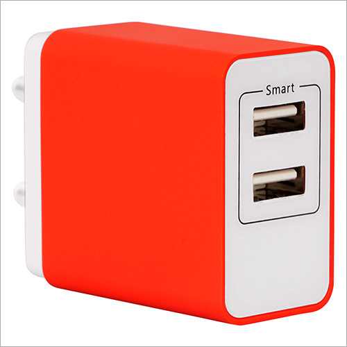Dual Port USB Smart Charger