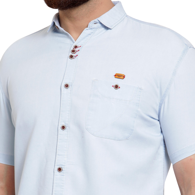 Mens Denim shirt