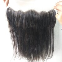 HD Straight Lace Frontal 13x4