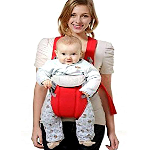 Baby Bag With Safety Clip