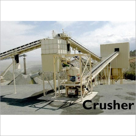 Crusher Plant and Jaw Crusher