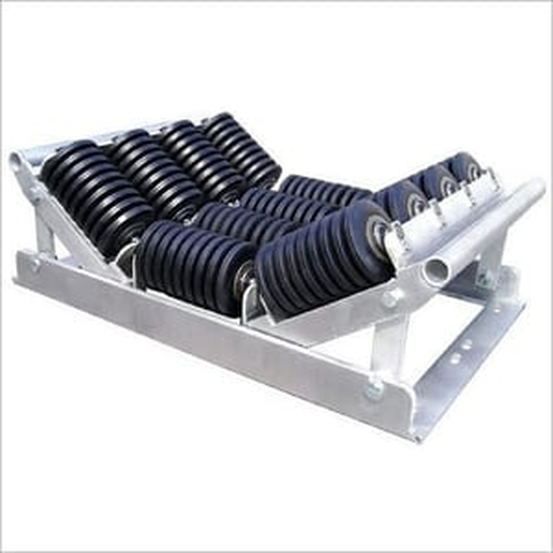 Three Pin Conveyor Trough Roller