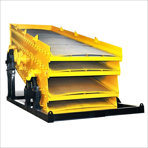 Industrial Vibrator Screen