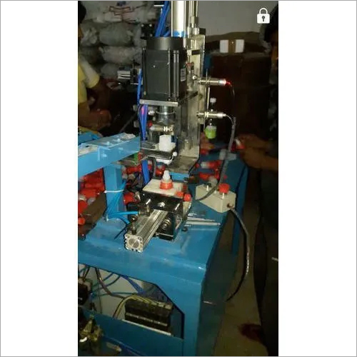 Water Tab Assembling Machine