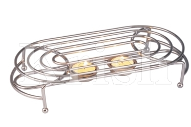 Wired Oval Double Food Warmer