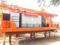 PRL Skid Mounted Drilling Rig, Model Name/Number: Pdthr 300(skid), Capacity: 1000feet