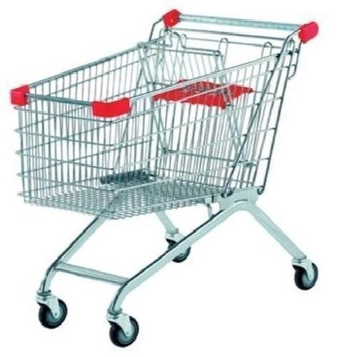 Heavy Duty Shopping Trolley SPS 60 E