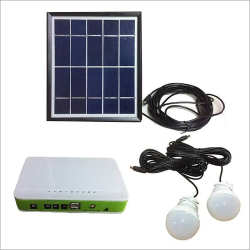 Rechargeable LED Solar Bulb