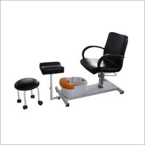 Genuine Leather Pedicure Chair