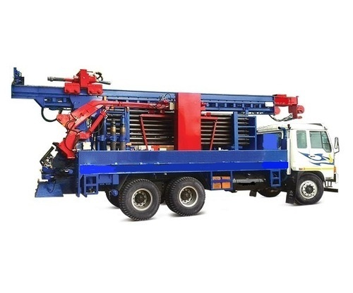 Speed Star Drilling Rig