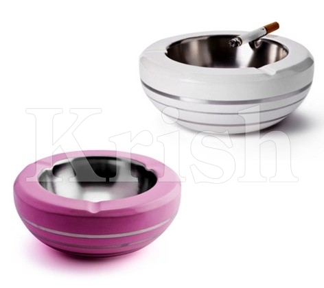 Double Walled Ash Tray