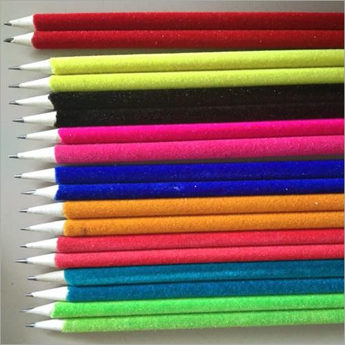 Pencil Flock Powder
