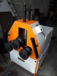 Hydraulic Three Roller Pipe Bending Machine
