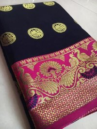 MORE BUTTA SILK SAREE
