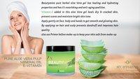 Beautymine Herbal Aloevera Gel