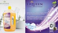 LIQUEEN Organic Liquid Detergent