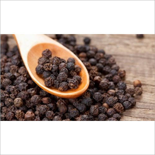 Dry Black Pepper