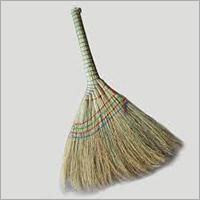 Natural Grass Broom