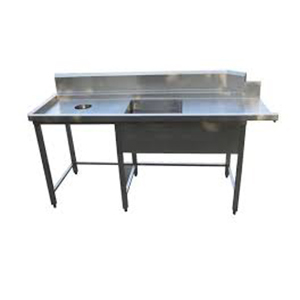 SS Garbage Chute Table