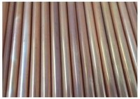 Red Brass Tubes