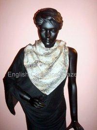 silk crepe scarves india