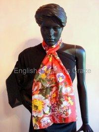 bulk silk crepe scarves