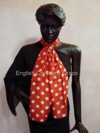 buy silk crepe scarves
