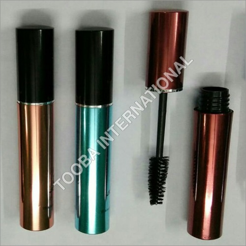 Metal Mascara Container
