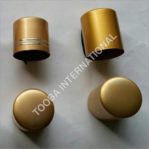 Metal Perfume Cap