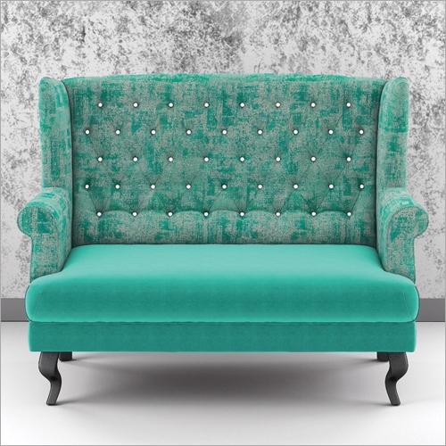 Glow Velvet Foil Sofa Fabric