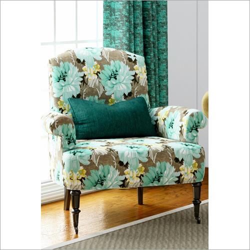 Iris Floral Sofa Fabric