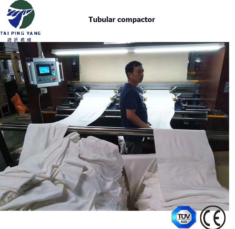 Tubular Fabric Compactor