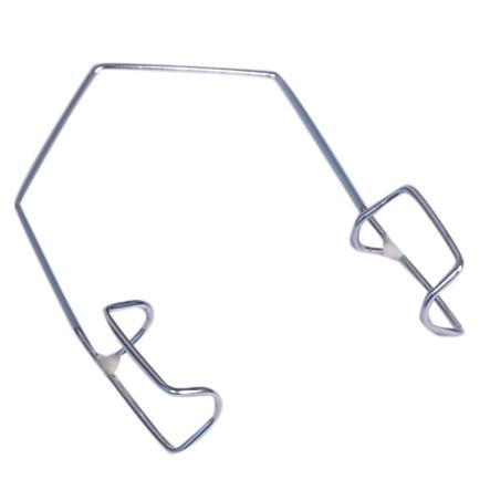 Solid Blade Wire Speculum