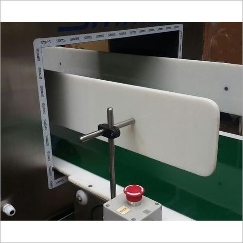 Jumbo Box Checking Metal Detector