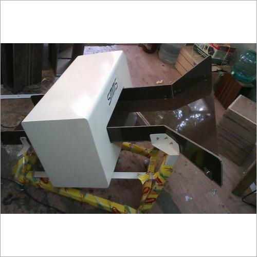 Rectangular Aperture Metal Detector