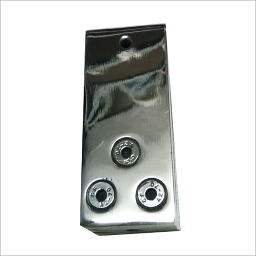 Stainless Steel Glass Railing Spigot