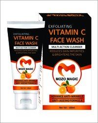 VITAMIN C FACE WASH Private label Manufacturer