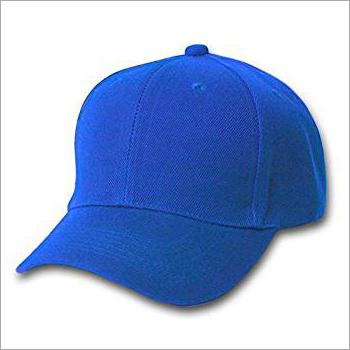 Mens Plain Cap