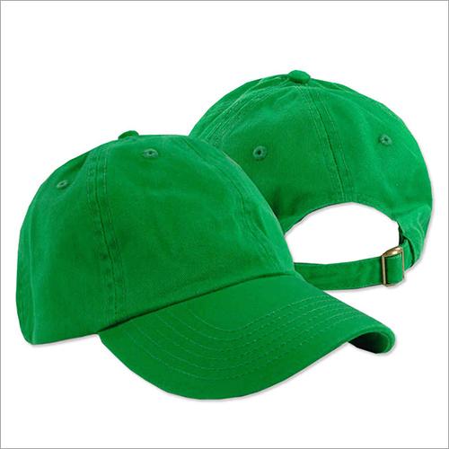 Plain Casual Cap