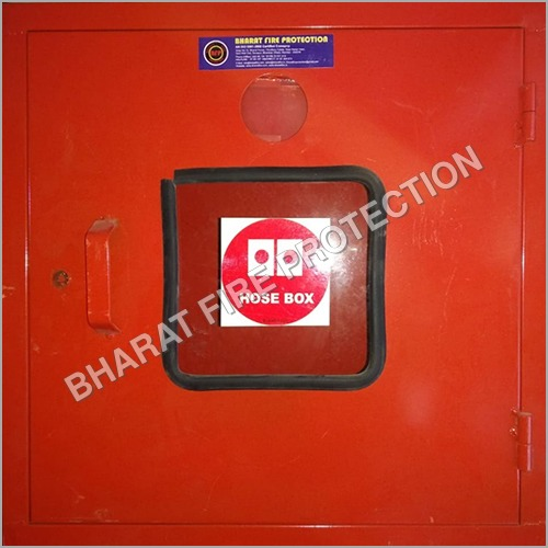 Singale Door Hose box