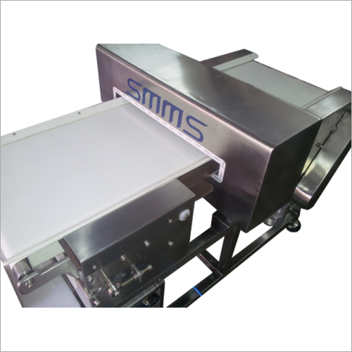 Metal Detector With Conveyor For Frozen Sea Food