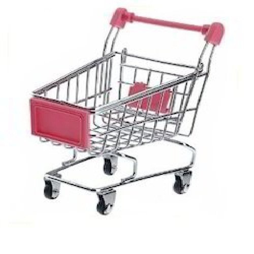 Baby Shopping Trolley