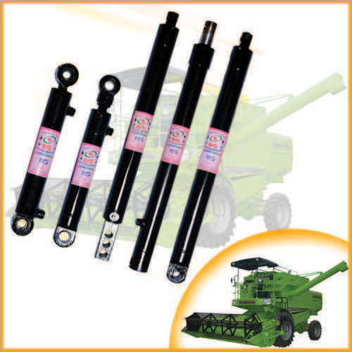 Steering Hydraulic Cylinder For Combine Harvester